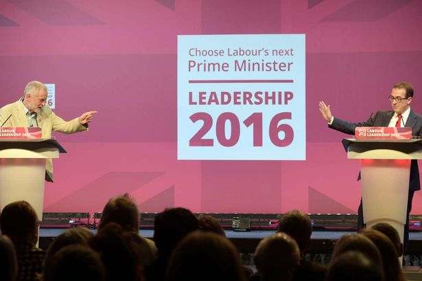 In Conversation: The Labour Leadership contest
