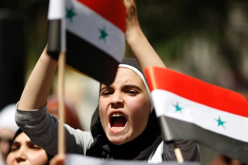 In the blind-eye of the media; the role of women in the Syrian Civil War