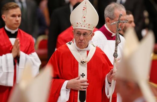 POPE MASS PENTECOST